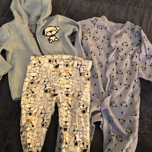 Baby boy clothing ( 6 months )